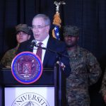 NYC Comptroller Scott Stringer speaking at the Inauguration Ceremony of Laurie Cumbo (D-35)