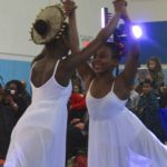 Young members of Brooklyn Ballet perform at the Inauguration Ceremony of City Councilmember Laurie Cumbo (D-35)