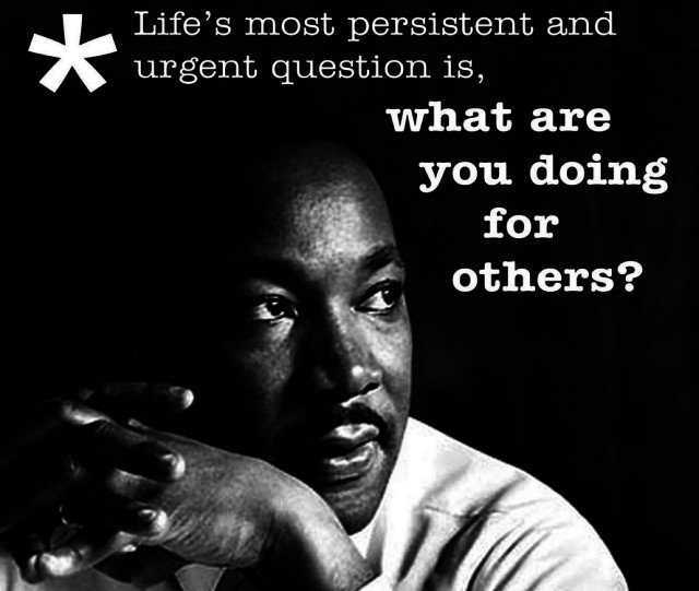 Mlk Quotes Service: Volunteers Needed For Bed-Stuy/Crown Heights National Day