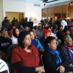 """Restoration Plaza's Skylight Gallery: At a book signing for his memoirs, """"A Mayor's Life"""""""