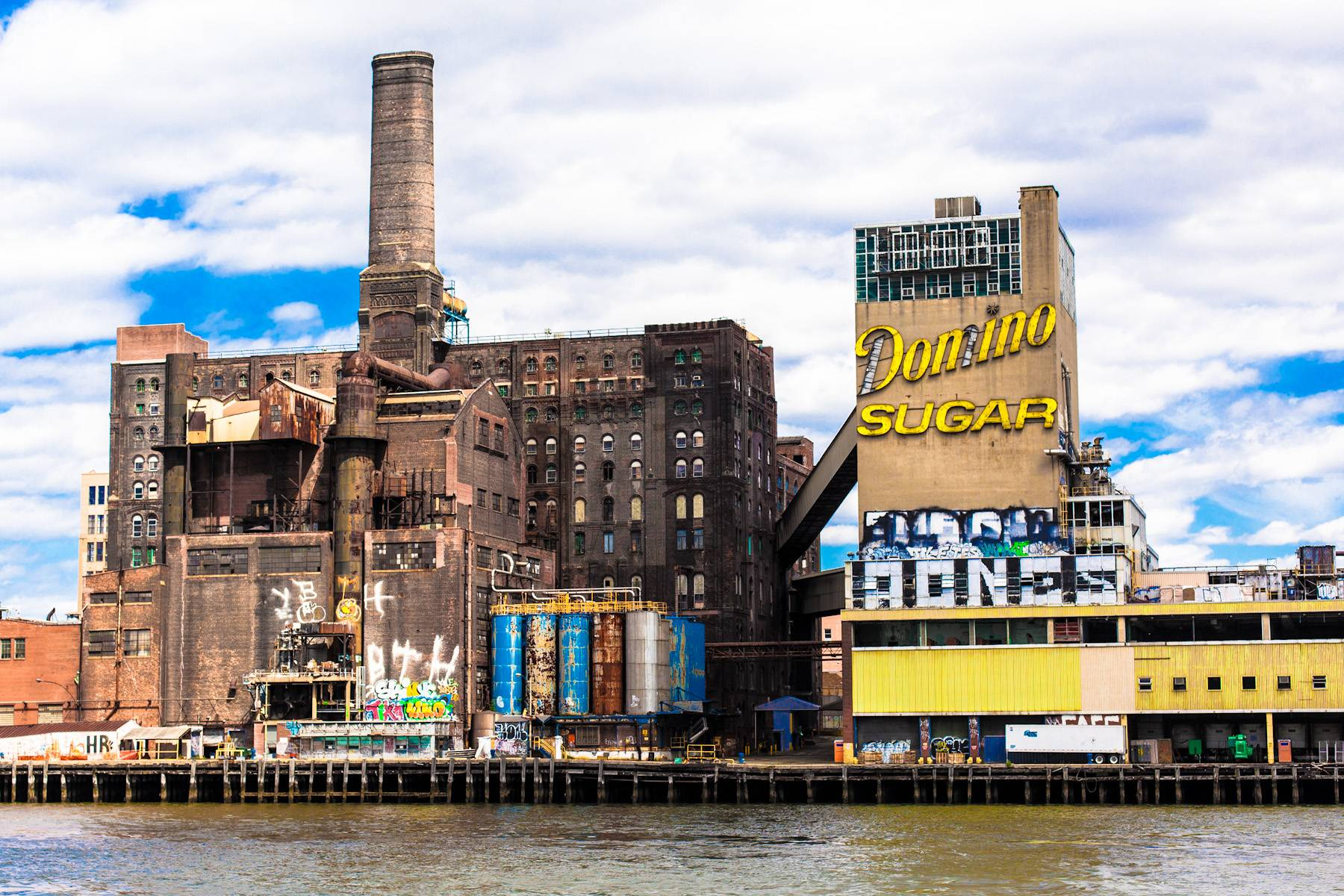 City Strikes Sweet Er Deal With Domino Sugar Factory