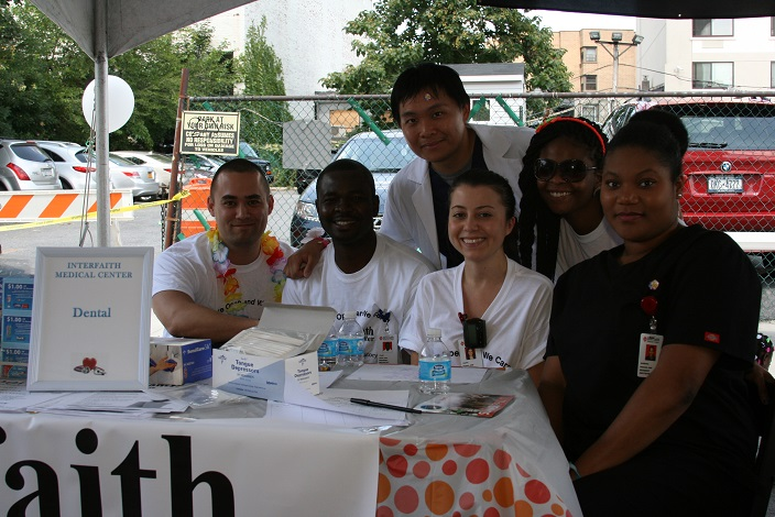 The Interfaith Medical Center Health Fair and Forum, 2014