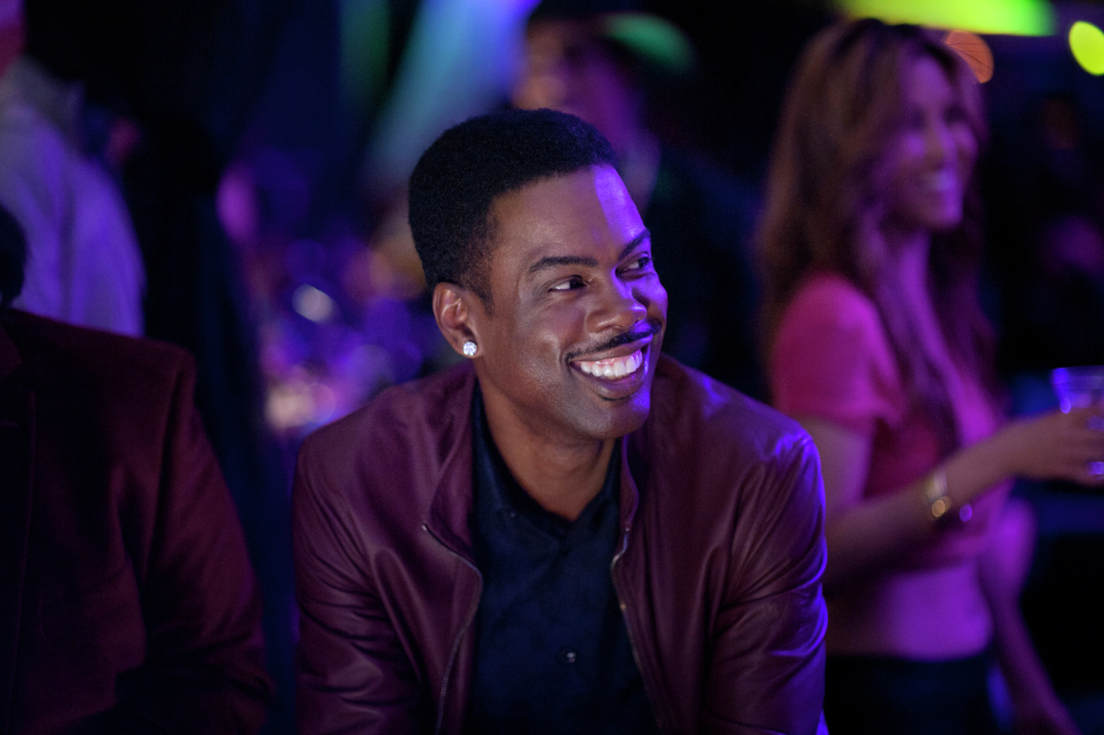 Chris Rock, Top Five, essay, Hollywood Reporter, whitewashed, Rosario Dawson, movie debut