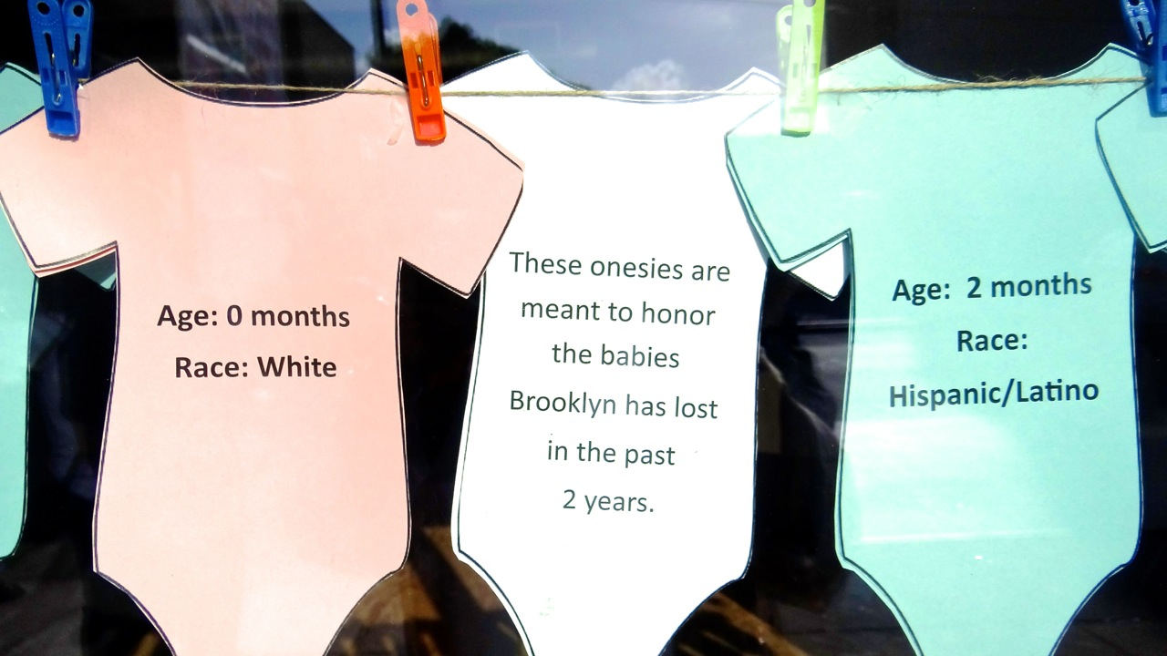 Infant Mortality Addressed at Healing Circle, Meeting in ...