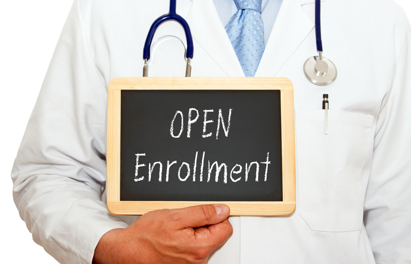 Open Enrollment for Healthcare Coverage Has Started: Here's What ...