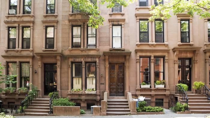 Brooklyn Brownstone Homes For Sale