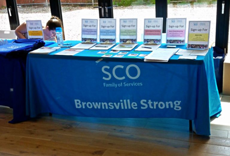 brownsville, SCO, Greg Jackson Center, SCO Family of Services, , Brownsville Youth, youth fair, community fair, Ms. K's Dance Academy, Fresh Air Fund, Jewish Board, New York City Parks Department, Brownsville community