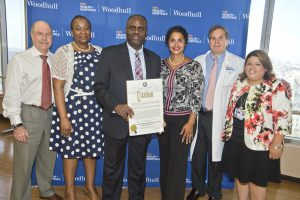 BK Reader, Baby-Friendly, Woodhull Hospital, Woodhull, maternity care, breastfeeding, mother baby bonding, Baby-Friendly USA, World Health Organization, WHO, UNICEF, State Assemblymember Tremaine Wright, Tremaine S. Wright, Deputy Brooklyn Borough President Diana Reyna, Diana Reyna,