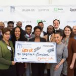 Brooklyn Community Foundation, Cecilia Clarke, Spark Prize 2018, Cave Canem Foundation, the Center for Law and Social Justice at Medgar Evers College, Exalt Youth, GRIOT Circle, Red Hook Initiative, Brooklyn Philanthropy, Brooklyn NonProfits