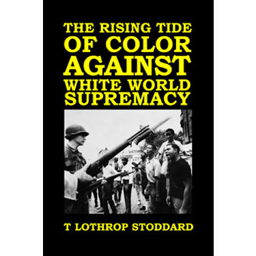 Rising tide of color against white supremacy