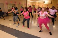 Free Zumba classes in Bed-Stuy