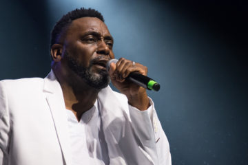 Big Daddy Kane's 30th Anniversary Celebration at Ford Amphitheater