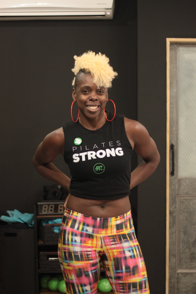 The Fit In, Bed-Stuy, Body Positivity, Fitness, Diversity, pilates, strength training, The Fit In Bed-Stuy, Ife Obi